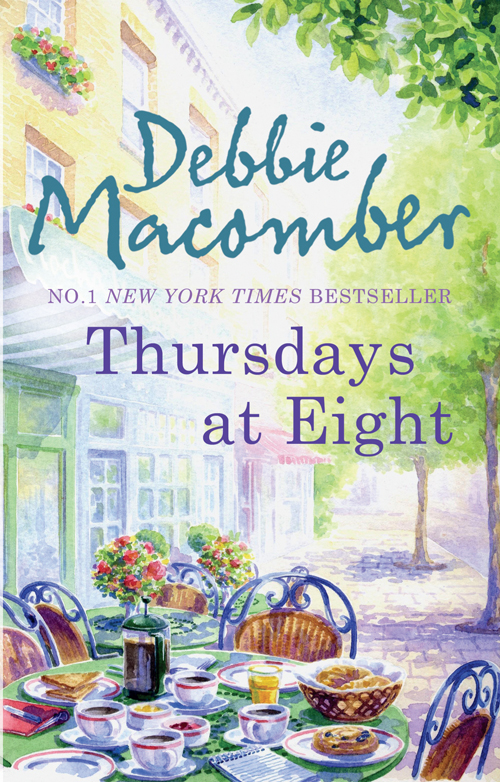 Debbie Macomber Thursdays at Eight debbie macomber thursdays at eight