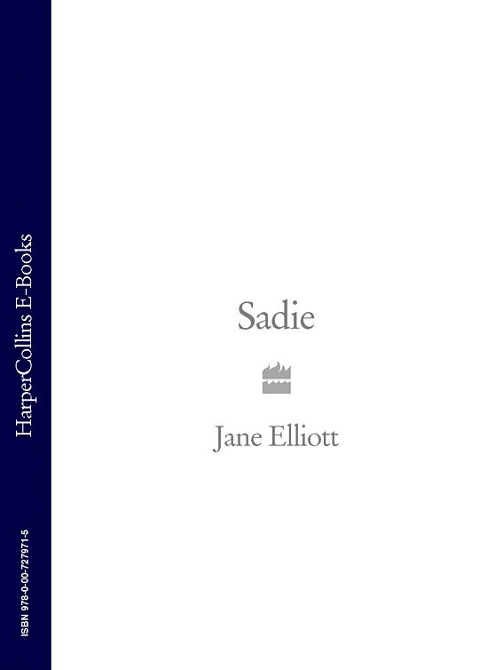 Jane Elliott Sadie the thrill of the haunt