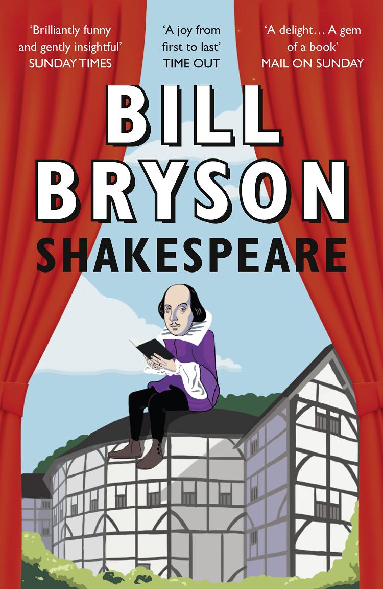 Bill Bryson Shakespeare shakespeare poems