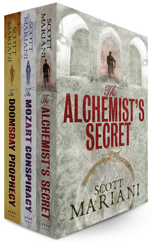 Scott Mariani Scott Mariani 3 Book Bundle цена