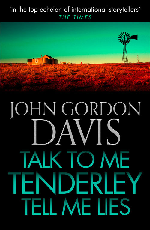 John Davis Gordon Talk to Me Tenderly, Tell Me Lies недорго, оригинальная цена