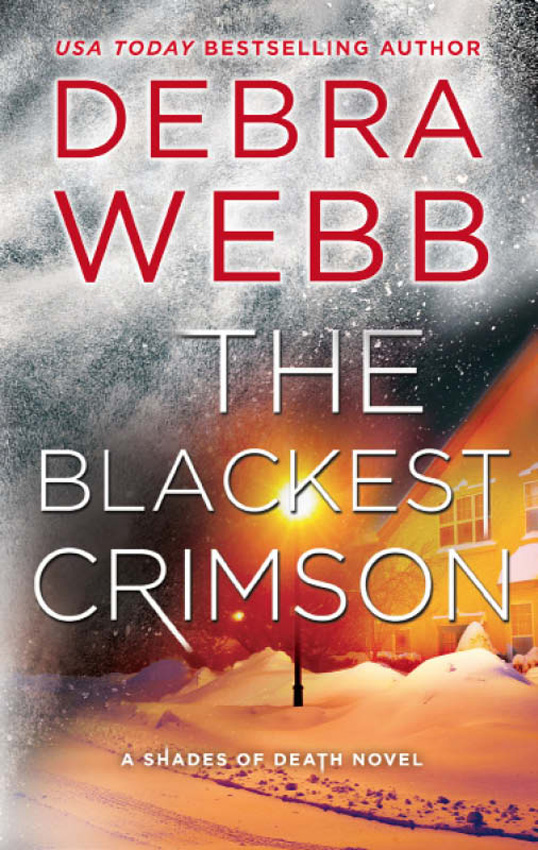 Debra Webb The Blackest Crimson debra webb colby brass