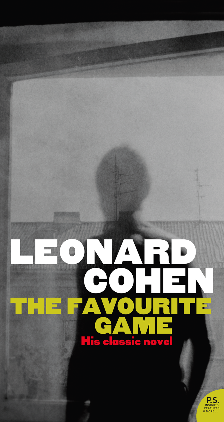 Leonard Cohen The Favourite Game