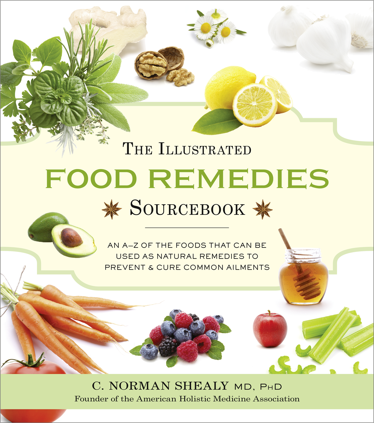 цена Norman Shealy The Illustrated Food Remedies Sourcebook