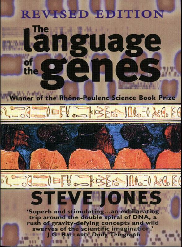 Steve Jones The Language of the Genes цены