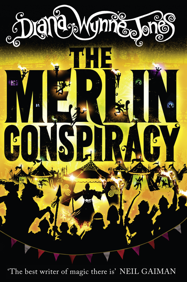 Diana Wynne Jones The Merlin Conspiracy цены