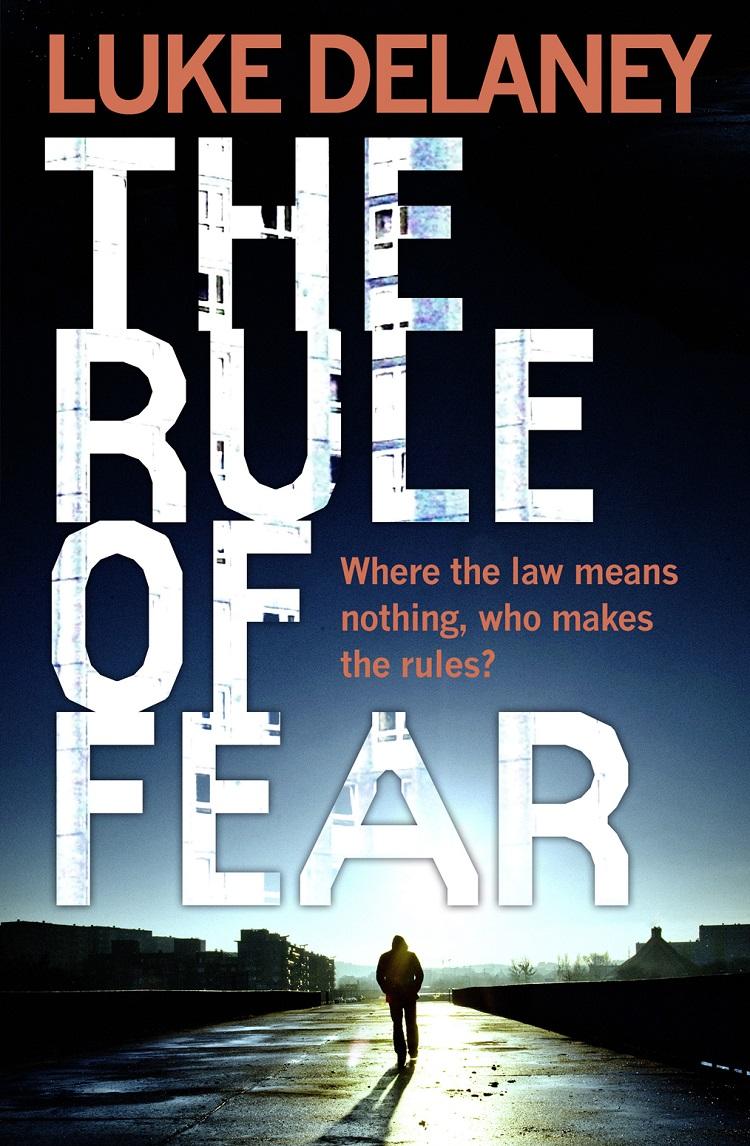 Luke Delaney The Rule of Fear delaney jp the girl before