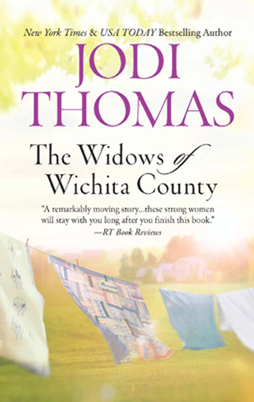 Jodi Thomas The Widows of Wichita County ружье wichita gewehr metall western