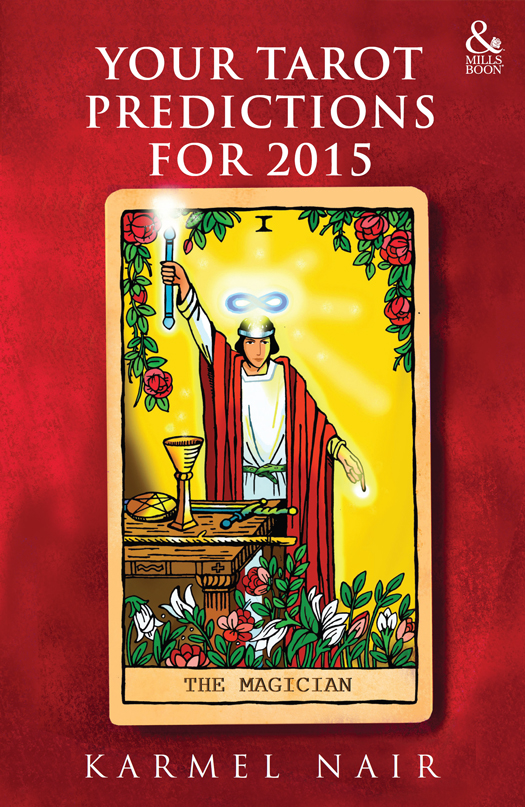 Karmel Nair Your Tarot Predictions for 2015 change your life