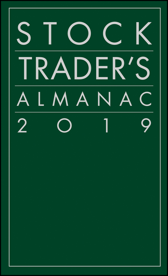 Jeffrey Hirsch A. Stock Trader's Almanac 2019 new in stock hm401