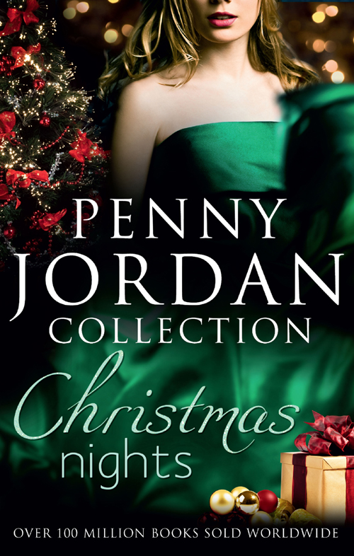 PENNY JORDAN Christmas Nights: A Bride for His Majesty's Pleasure / Her Christmas Fantasy / Figgy Pudding