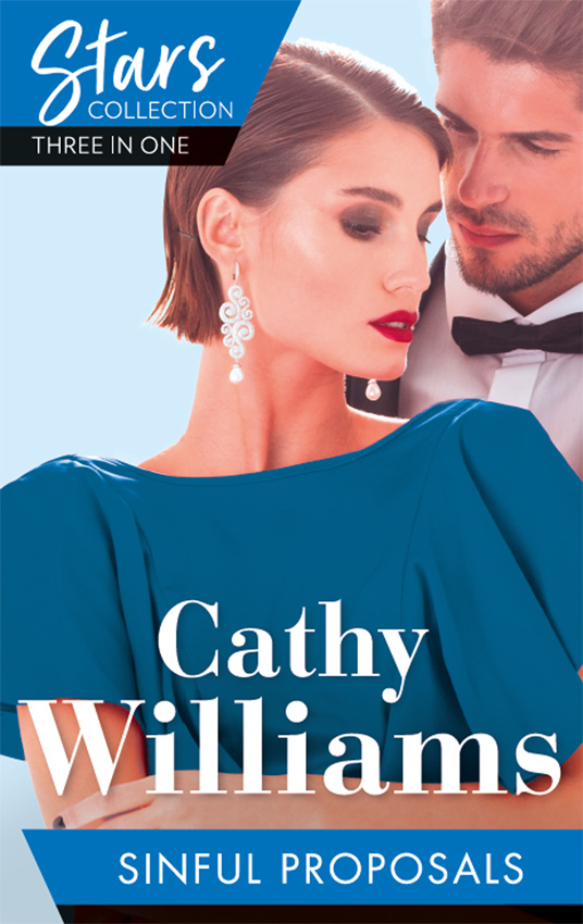 CATHY WILLIAMS Mills & Boon Stars Collection: Sinful Proposals: Seduced into Her Boss's Service / Wearing the De Angelis Ring / The Surprise De Angelis Baby цена и фото