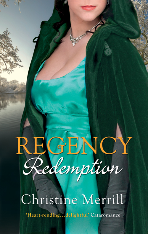 Christine Merrill Regency Redemption: The Inconvenient Duchess / An Unladylike Offer