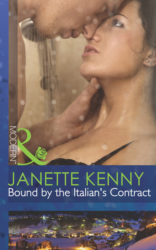 Janette Kenny Bound by the Italian's Contract janette kenny captured and crowned