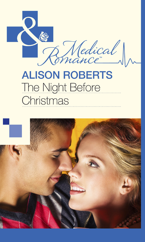 Alison Roberts The Night Before Christmas alison roberts the doctor s secret family