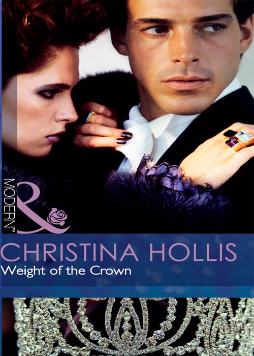 Christina Hollis Weight of the Crown недорого