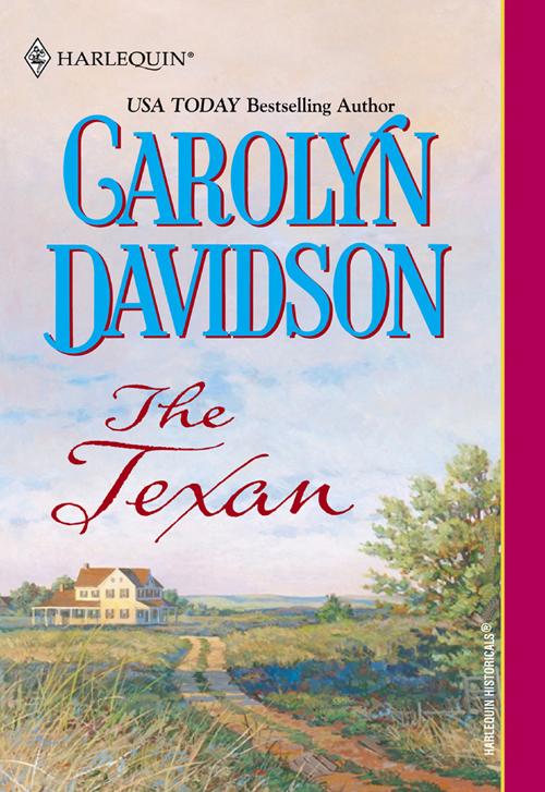 Carolyn Davidson The Texan carolyn davidson texas lawman
