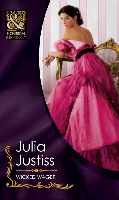 Julia Justiss Wicked Wager все цены