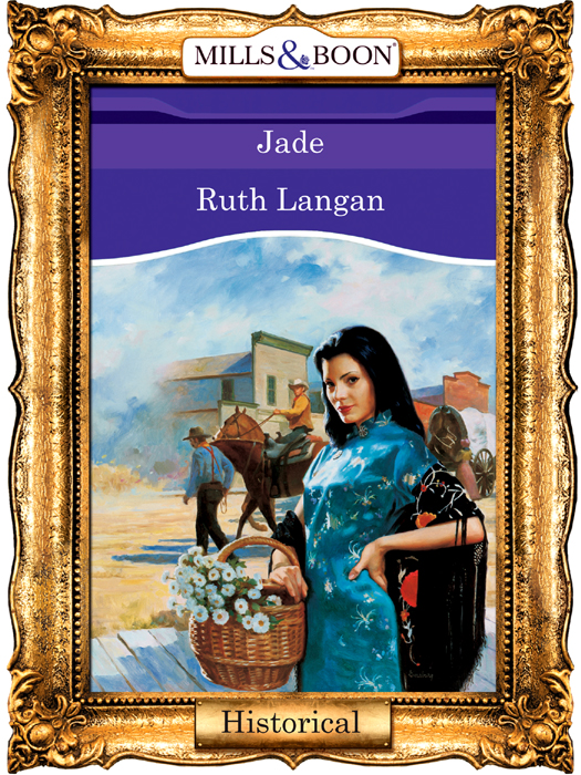 Ruth Langan Jade the living waters of texas