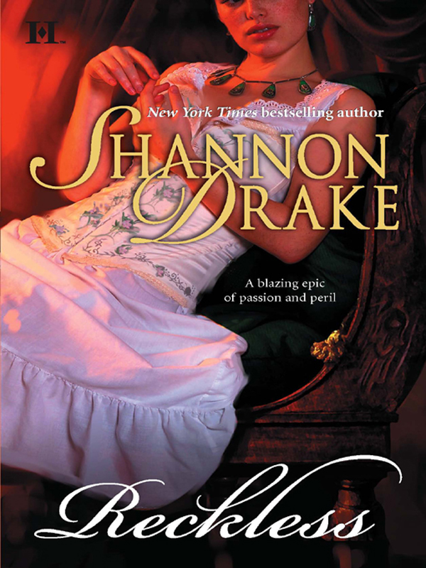 Shannon Drake Reckless the drowning man