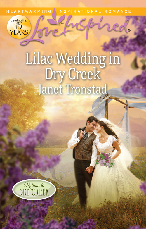 Janet Tronstad Lilac Wedding in Dry Creek janet tronstad silent night in dry creek