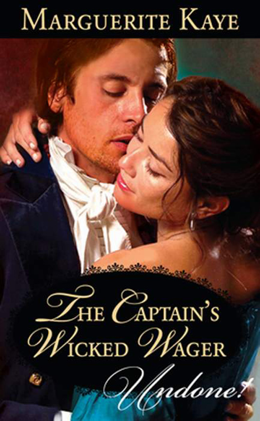 Marguerite Kaye The Captain's Wicked Wager marguerite kaye the captain s wicked wager