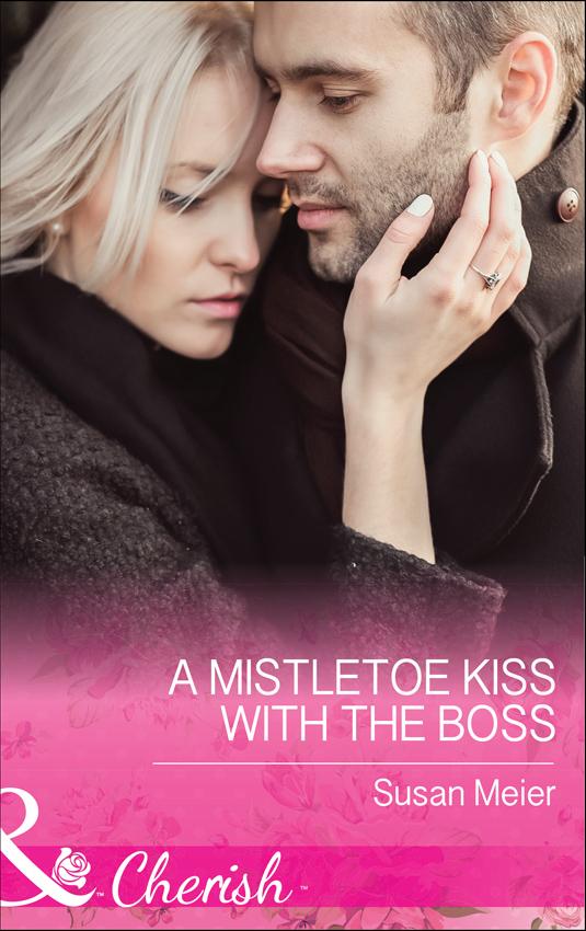 SUSAN MEIER A Mistletoe Kiss With The Boss susan mallery a kiss in the snow
