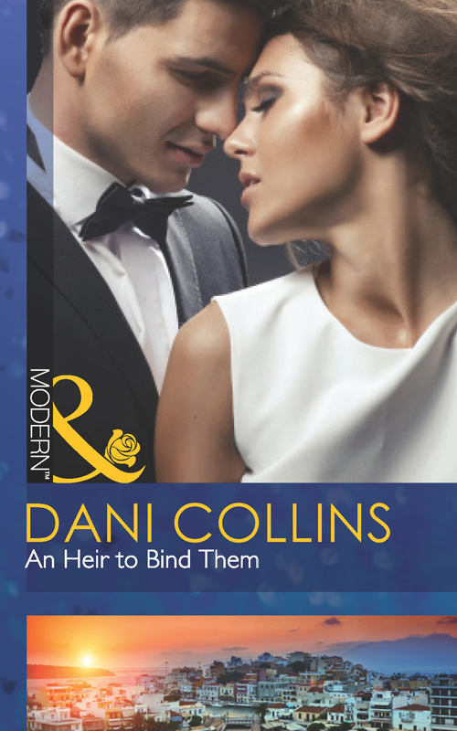 Dani Collins An Heir to Bind Them футболка стрэйч printio i'm going to make him an offer he can't refuse