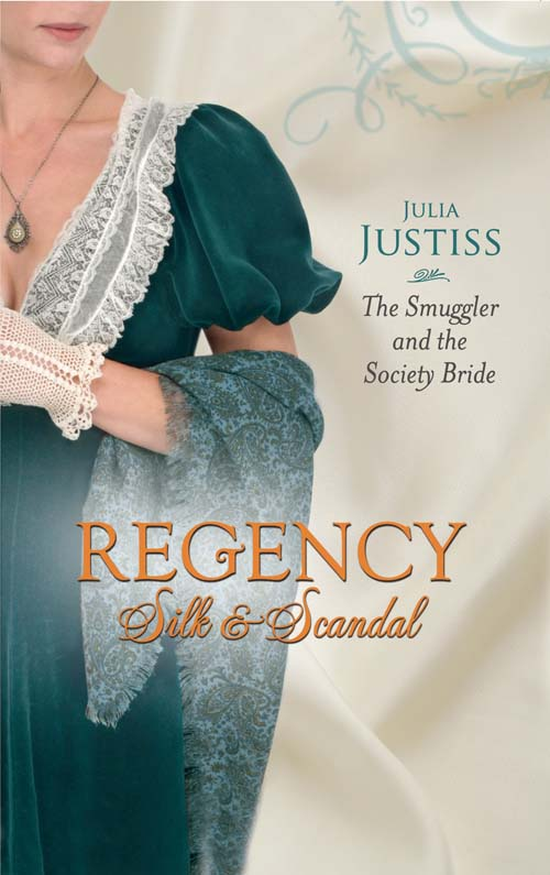 Julia Justiss The Smuggler and the Society Bride disgrace