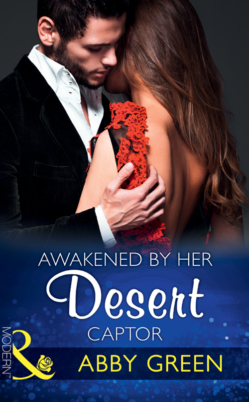ABBY GREEN Awakened By Her Desert Captor sequins