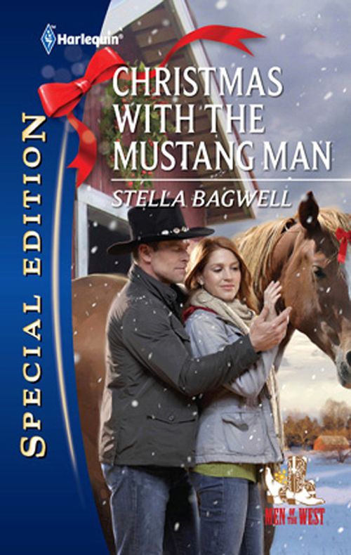Stella Bagwell Christmas with the Mustang Man stella bagwell just for christmas