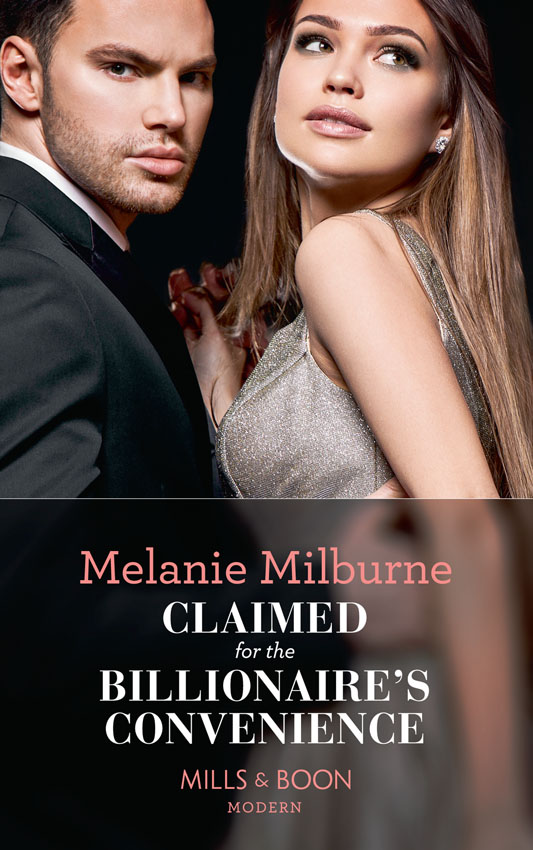 MELANIE MILBURNE Claimed For The Billionaire's Convenience melanie milburne his mistress for a week