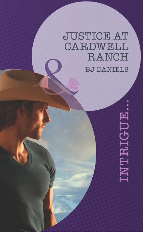 B.J. Daniels Justice at Cardwell Ranch lynnette kent christmas at blue moon ranch