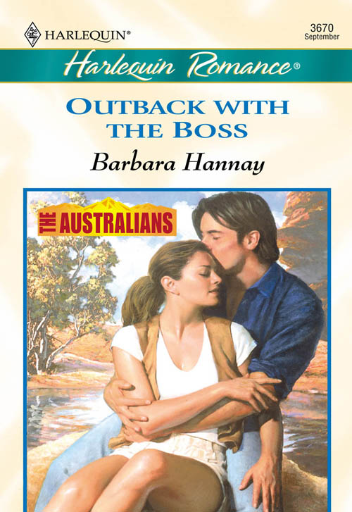 Barbara Hannay Outback With The Boss barbara hannay outback baby