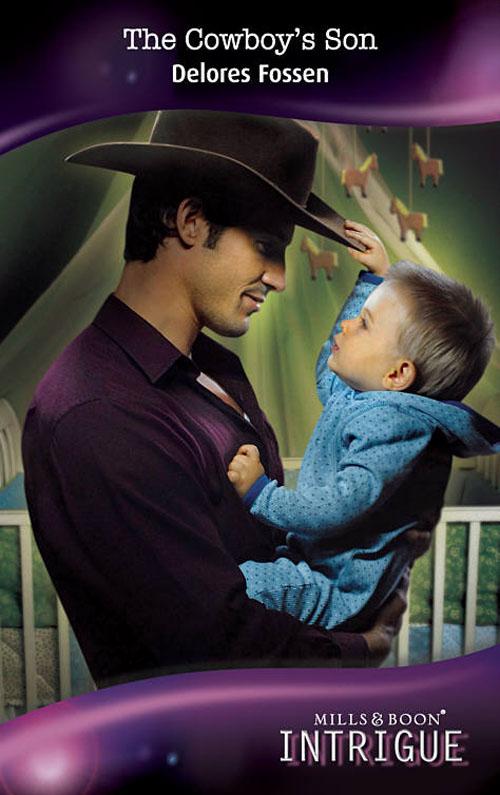 Delores Fossen The Cowboy's Son delores fossen peekaboo baby