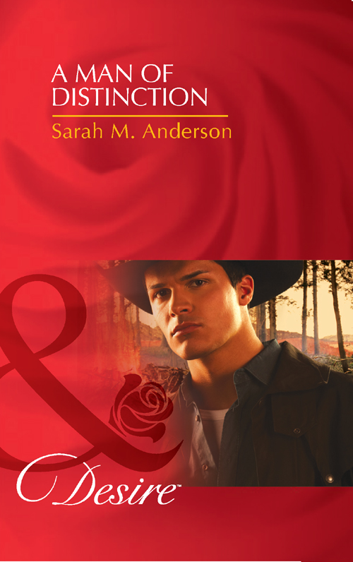 Sarah M. Anderson A Man of Distinction glasgow ellen anderson gholson the romance of a plain man