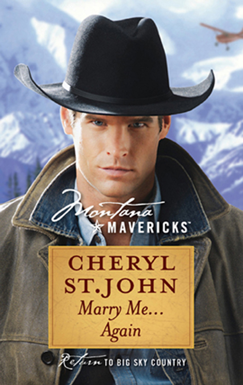 Cheryl St.John Marry Me...Again love sex and happily ever after