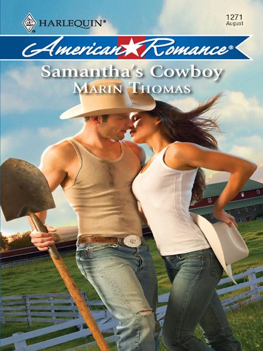 Marin Thomas Samantha's Cowboy samantha hunter hot in the city