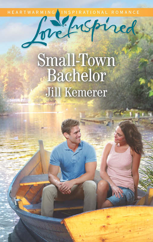 Jill Kemerer Small-Town Bachelor lunch at the zoo