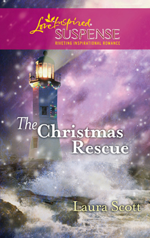 Laura Scott The Christmas Rescue kayla свитер