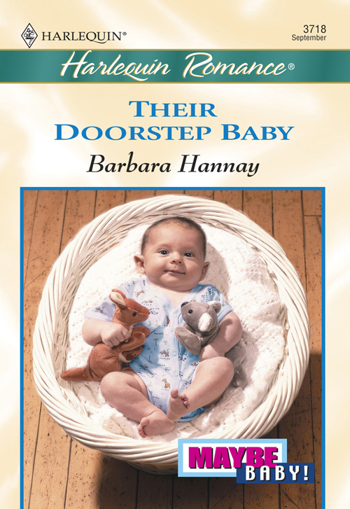Barbara Hannay Their Doorstep Baby
