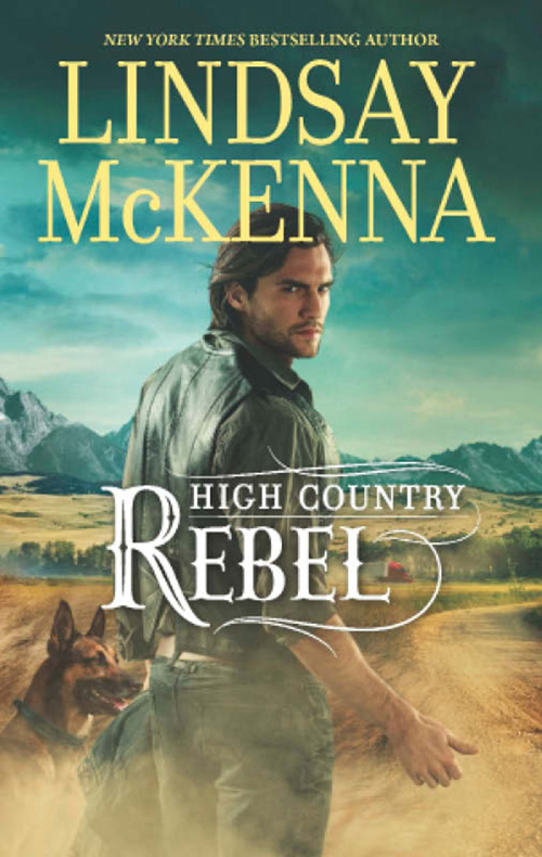 Lindsay McKenna High Country Rebel country pursuits