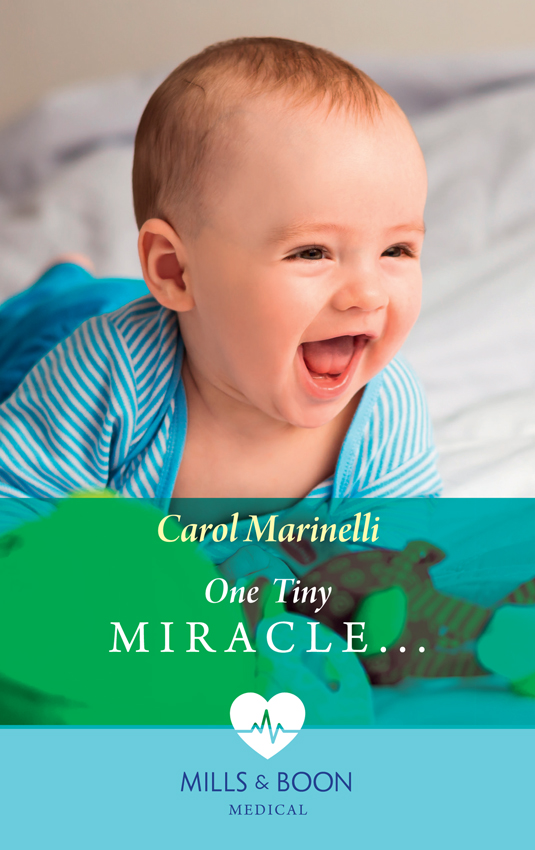 CAROL MARINELLI One Tiny Miracle... carol marinelli emergency a marriage worth keeping