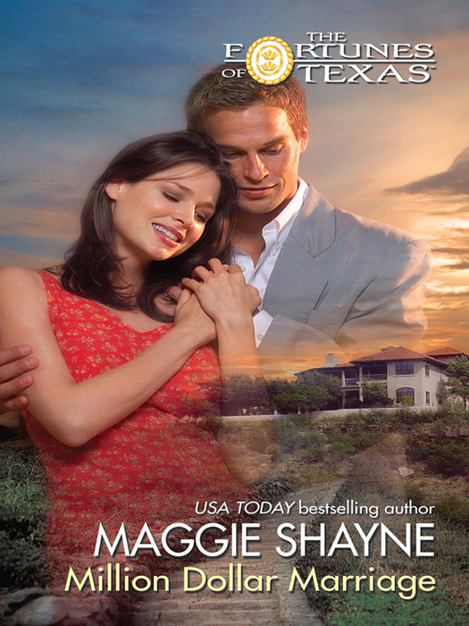 Maggie Shayne Million Dollar Marriage