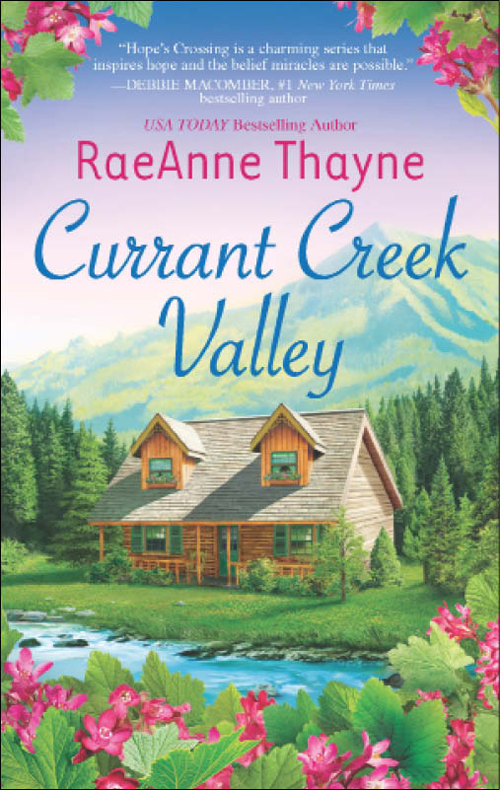 RaeAnne Thayne Currant Creek Valley a yeti comes in town