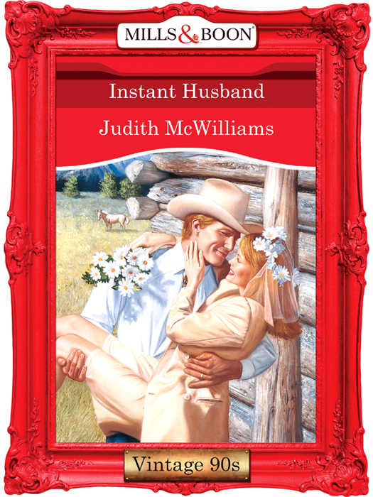 Judith McWilliams Instant Husband цена 2017