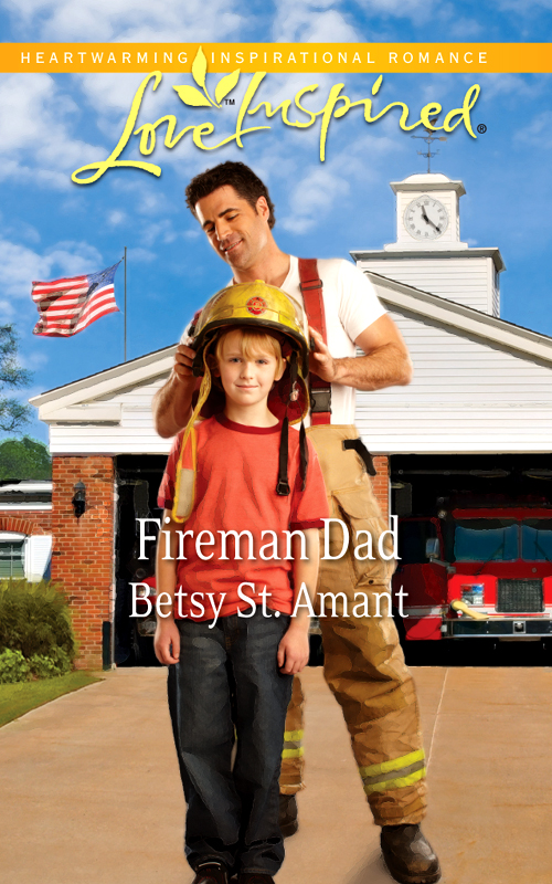 Betsy Amant St. Fireman Dad betsy amant st her family wish