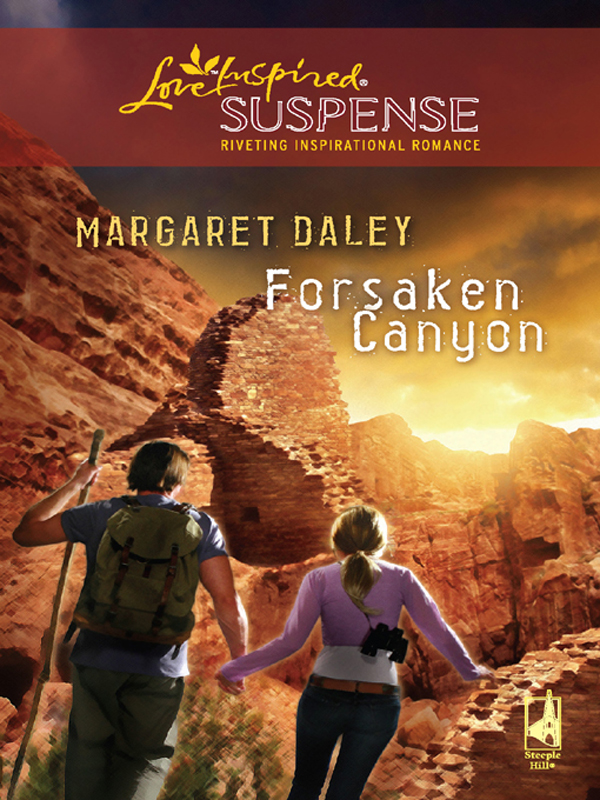 Margaret Daley Forsaken Canyon where is the grand canyon