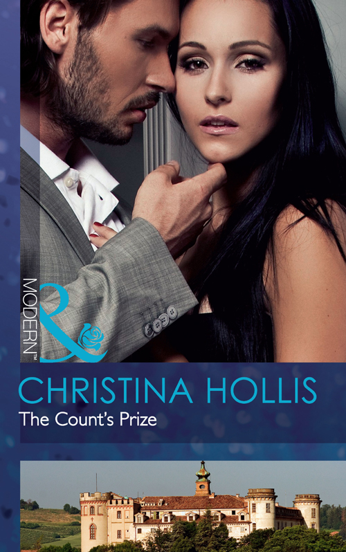 Christina Hollis The Count's Prize christina hollis the count of castelfino