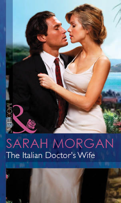 Sarah Morgan The Italian Doctor's Wife
